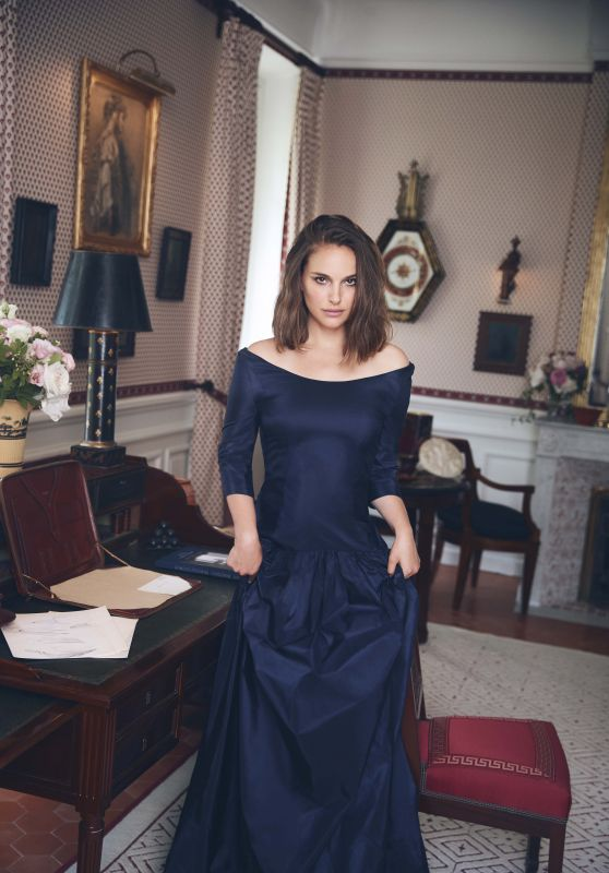 Natalie Portman - Photoshoot for Vanity Fair Italia #39, September 2017