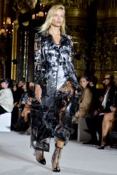 Natasha Poly - Balmain Fashion Show in Paris 09/28/2017