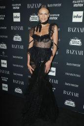 Natasha Poly – Harper's Bazaar ICONS Party in New York 09/08/2017