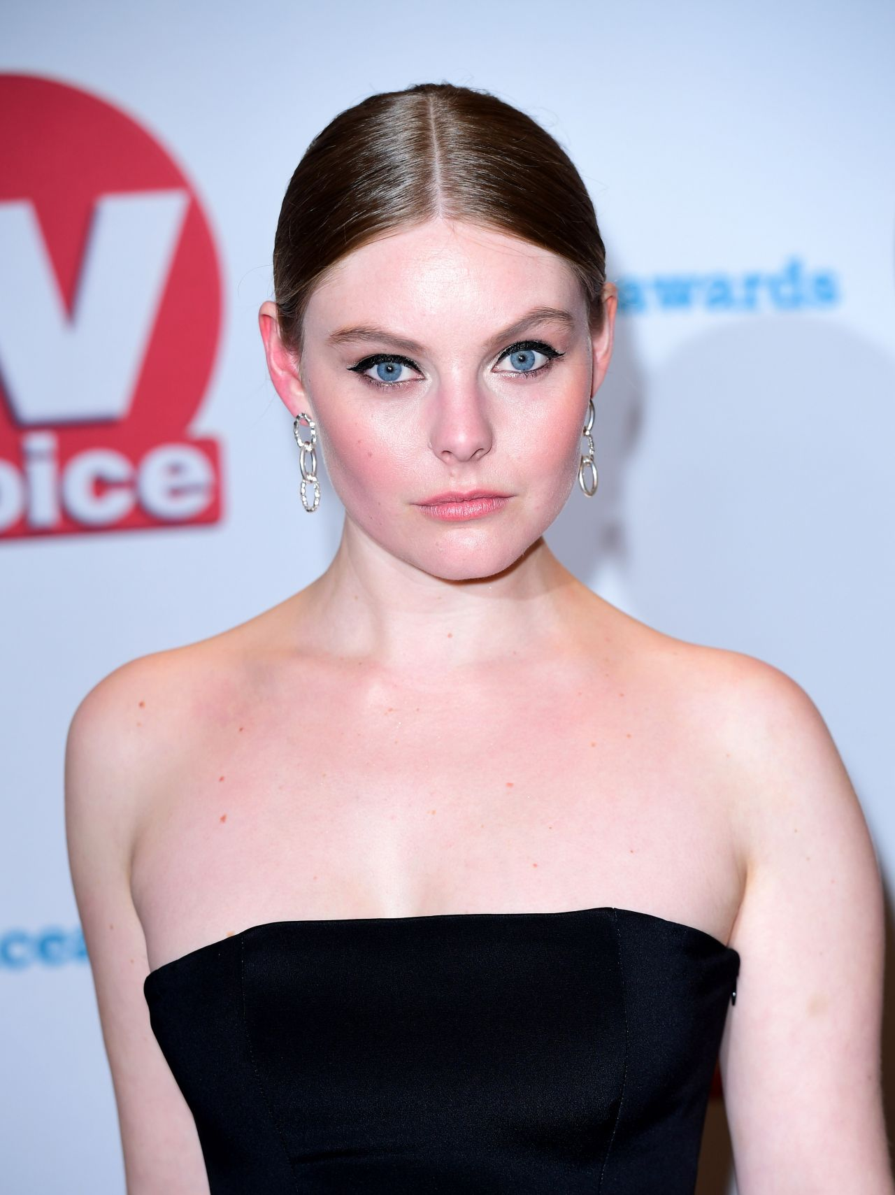 Nell Hudson Tv Choice Awards In London 09 04 2017