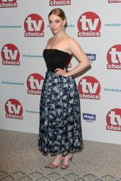 Nell Hudson – TV Choice Awards in London 09/04/2017