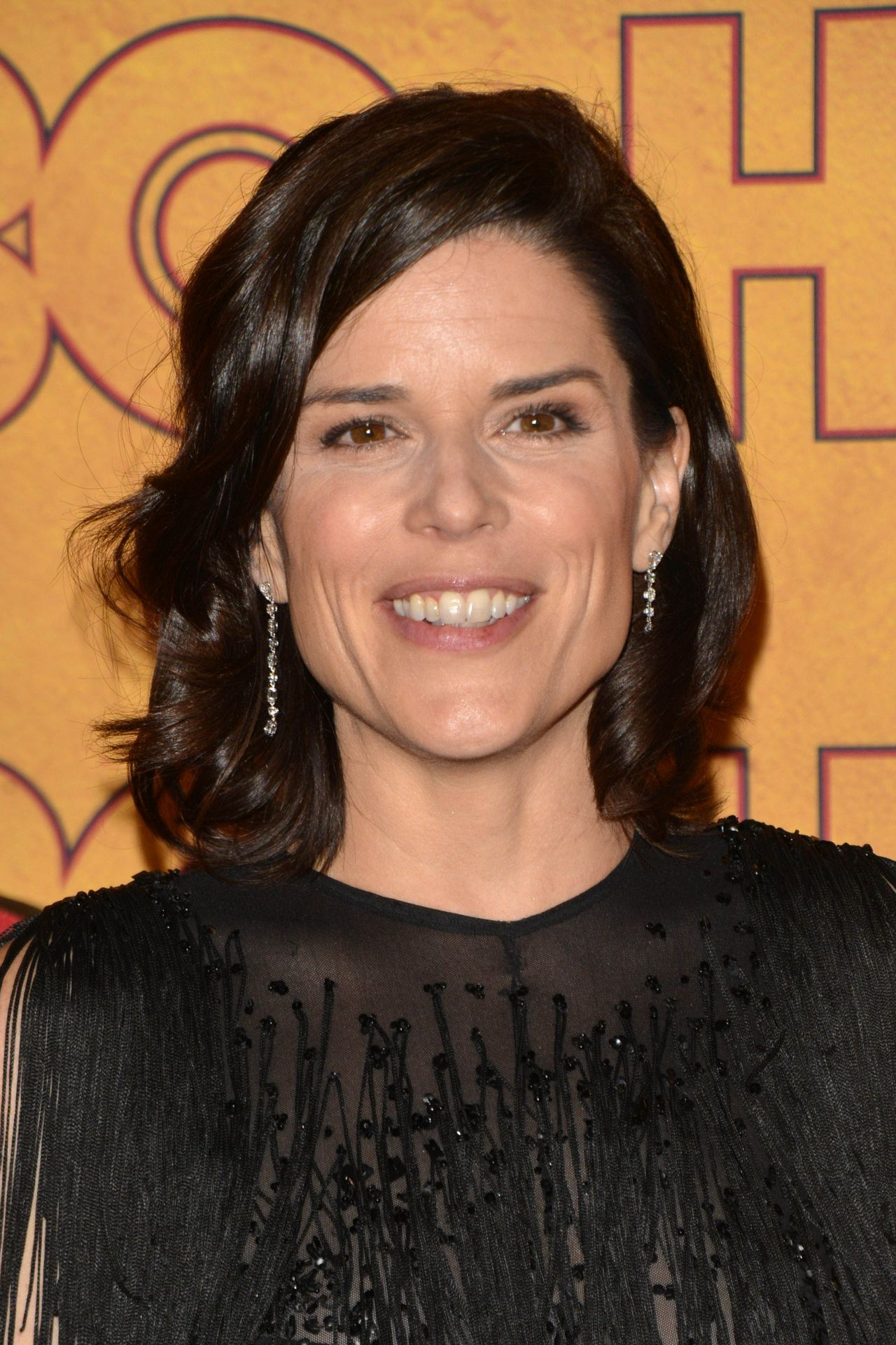 Neve Campbell Hbo S Post Emmy Awards Party 09 17 2017
