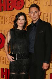 Neve Campbell – HBO's Post Emmy Awards Party 09/17/2017