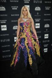 Nicki Minaj – Harper's Bazaar ICONS Party at NYFW 09/08/2017