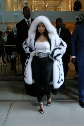 Nicki Minaj – Oscar De La Renta Show in New York City 09/11/2017