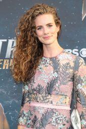 """Nicole de Boer – """"Star Trek: Discovery"""" TV Show Premiere in Los Angeles 09/19/2017"""