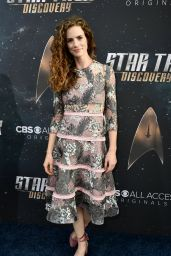 "Nicole de Boer – ""Star Trek: Discovery"" TV Show Premiere in Los Angeles 09/19/2017"