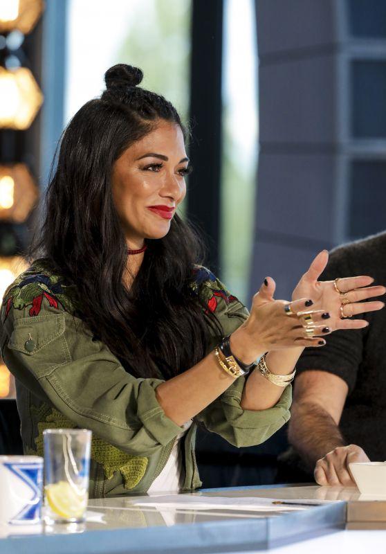 "Nicole Scherzinger - ""The X Factor"" TV Show 09/10/2017"