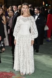 Nicoletta Romanoff – Green Carpet Fashion Awards, Italia 2017
