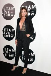 Nieves Álvarez – Etam Fashion Show in Paris 09/26/2017