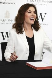 "Nigella Lawson - ""At My Table"" Book Signing in London 09/22/2017"