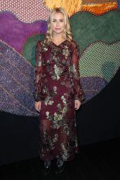 Niki Taylor – Anna Sui Fashion Show in New York 09/11/2017