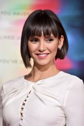 """Nina Dobrev - """"Flatliners"""" Premiere in Los Angeles 09/27/2017"""