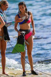 Nina Dobrev in Bikini - Oahu, Hawaii 09/26/2017