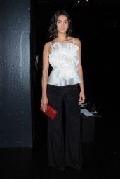 Nina Dobrev - Marchesa Fashion Show in New York 09/13/2017