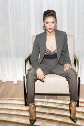 """Nina Dobrev Portraits - """"Flatliners"""" Press Conference in NY 09/21/2017"""