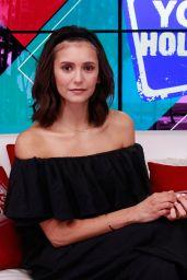 Nina Dobrev - Young Hollywood Studio in LA 09/27/2017