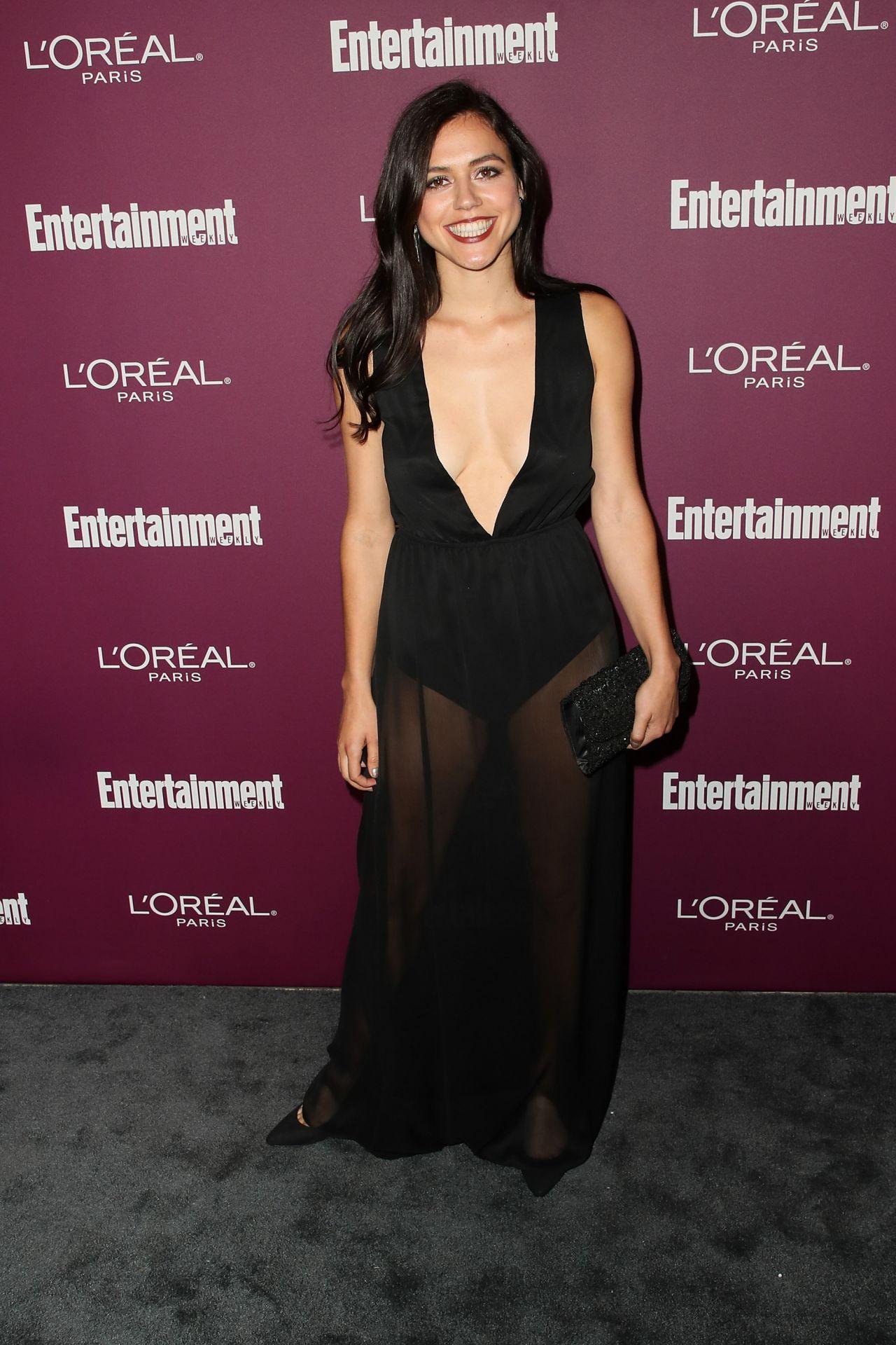 Nina Kiri – EW Pre-Emmy Party in West Hollywood 09/15/2017