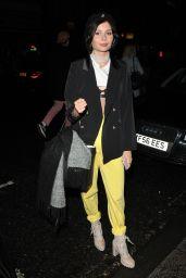 Nina Nesbit – Vin+Omi Fashion Show in London 09/12/2017