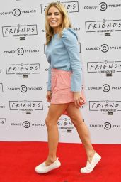 Olivia Cox – FriendsFest Closing Party in London, UK 09/14/2017