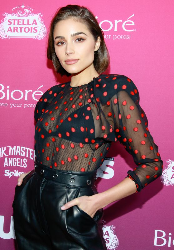 Olivia Culpo – US Weekly's Most Stylish New Yorkers Party 09/12/2017