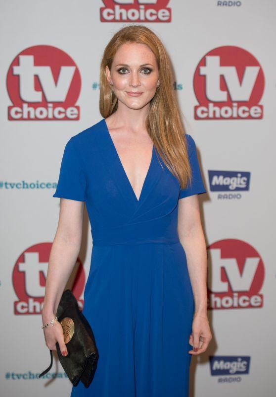 Olivia Hallinan – TV Choice Awards 2017 in London