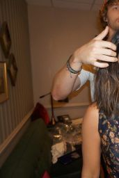 Olivia Munn - Social Media Pics 09/19/2017