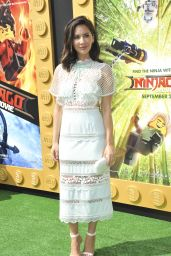 "Olivia Munn - ""The Lego Ninjago"" Premiere in Los Angeles 09/16/2017"