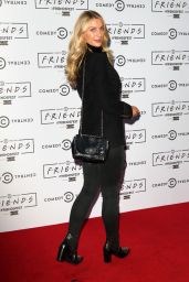 Olivia Newman-Young – FriendsFest Closing Party in London, UK 09/14/2017