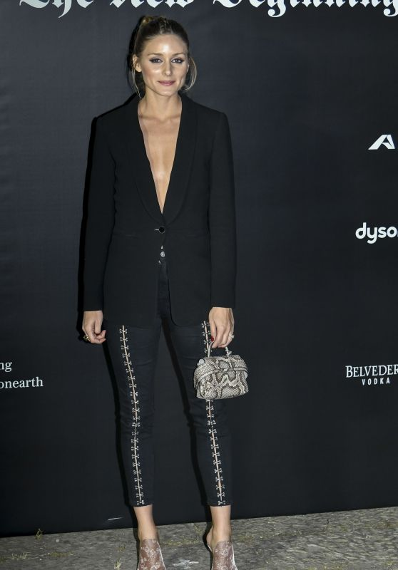 Olivia Palermo – Vogue Italia Party in Milan 09/22/2017