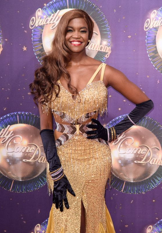 "Oti Mabuse – ""Strictly Come Dancing"" Launch in London 08/28/2017"
