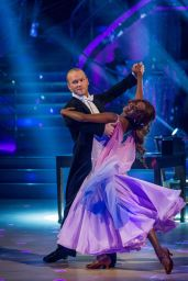 Otlile Mabuse - Strictly Come Dancing Promos, September 2017