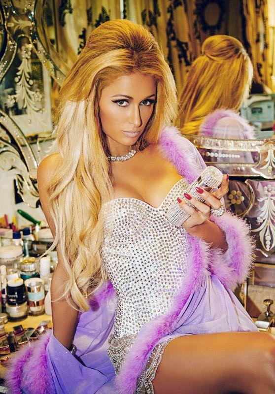 Paris Hilton - Galore Magazine September 2017