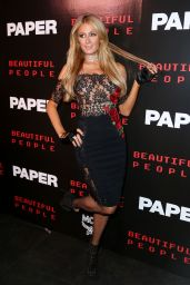 Paris Hilton – Paper Magazine Beautiful People Issue Release Party in NYC 09/11/2017
