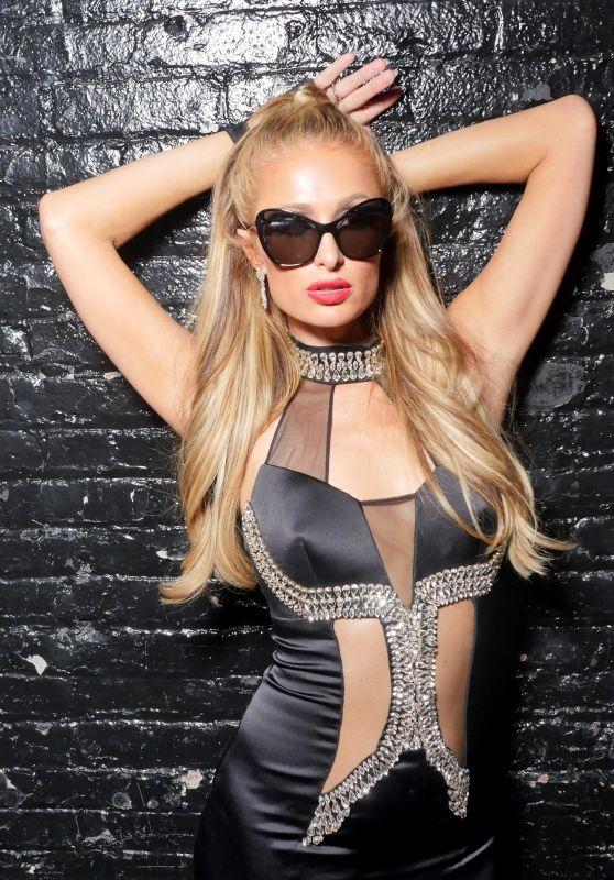 Paris Hilton - Philipp Plein Fashion Show at NYFW in NYC 09/09/2017