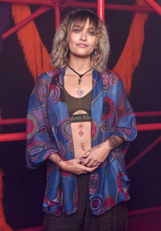 Paris Jackson – Calvin Klein Show After Party – NYFW 09/08/2017
