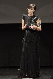 "Paz Vega - Receives the Jaeger-LeCoultre ""Latin Cinema Award"" in San Sebastian 09/23/2017"