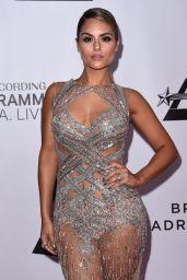 Pia Toscano - Grammy Muesum Gala in Los Angeles 09/19/2017