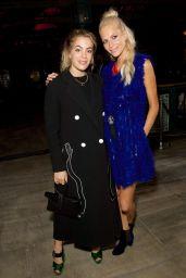 Poppy Delevingne – Emporio Armani Show in London 09/17/2017