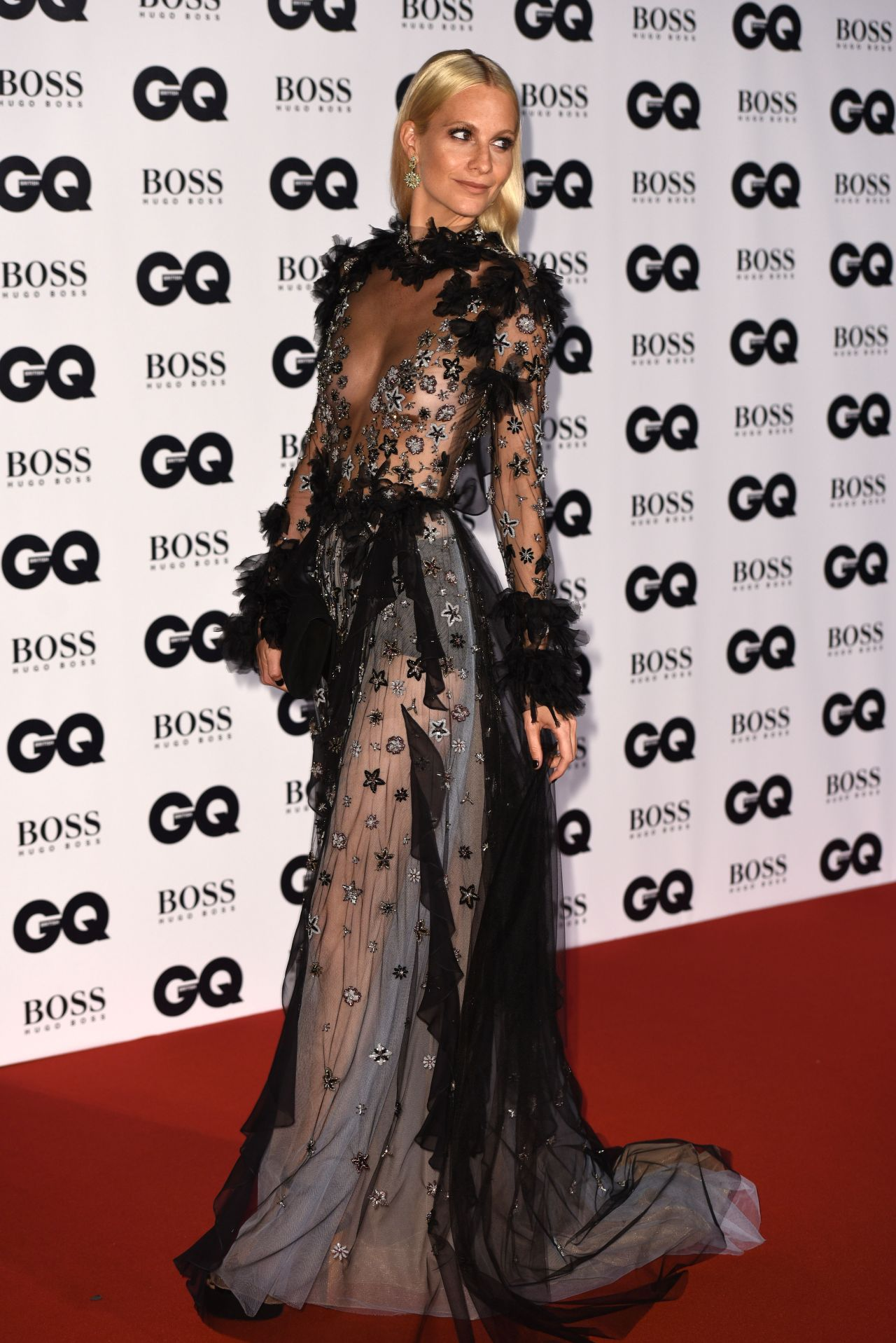 Poppy delevingne gq men of the year awards in london - 2019 year