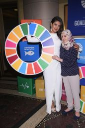 Priyanka Chopra - Goalkeepers: The Global Goals Awards in New York City 09/19/2017