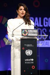 Priyanka Chopra - Goalkeepers: The Global Goals Awards in New York City 09/19/2017