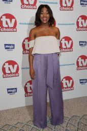 Rachel Adedeji – TV Choice Awards 2017 in London