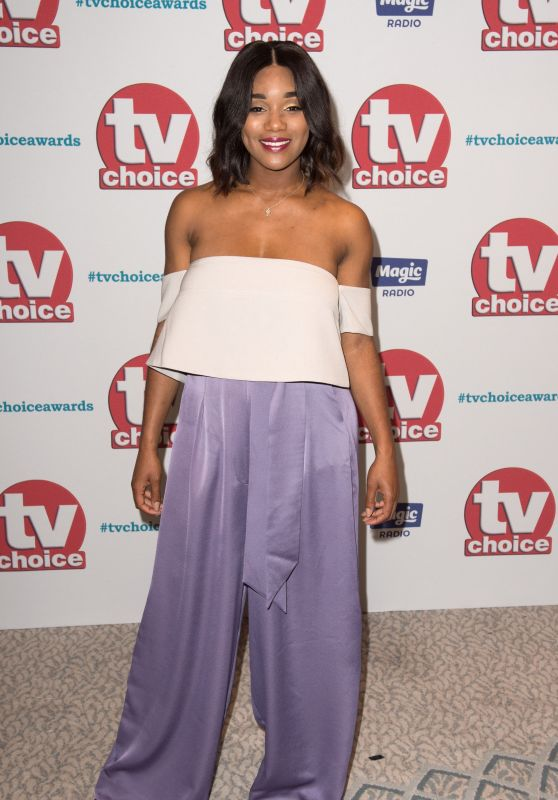 Rachel Adedeji – TV Choice Awards 2017 in London