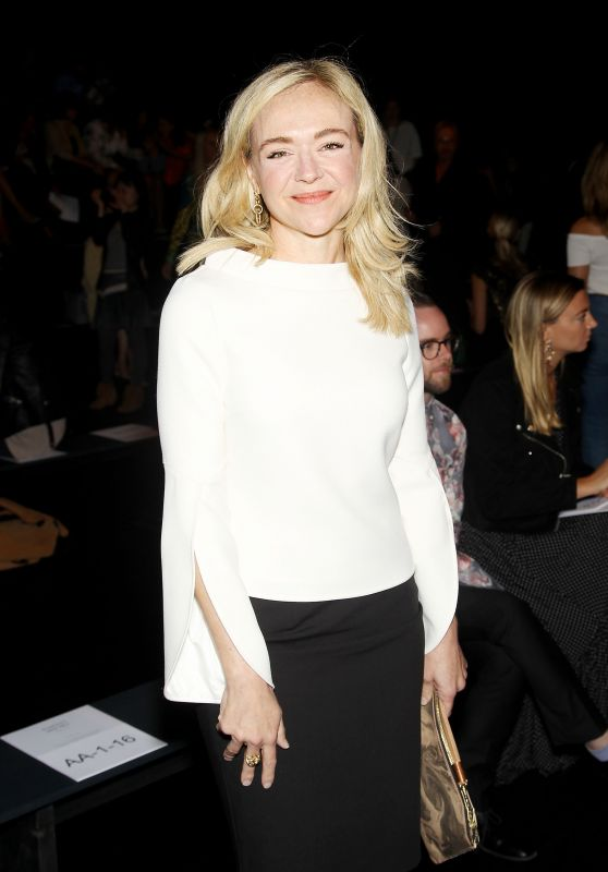 Rachel Bay Jones – Badgley Mischka Show in New York 09/12/2017