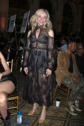 Rachel Bay Jones & Laura Osnes – Dennis Basso Show in New York 09/11/2017