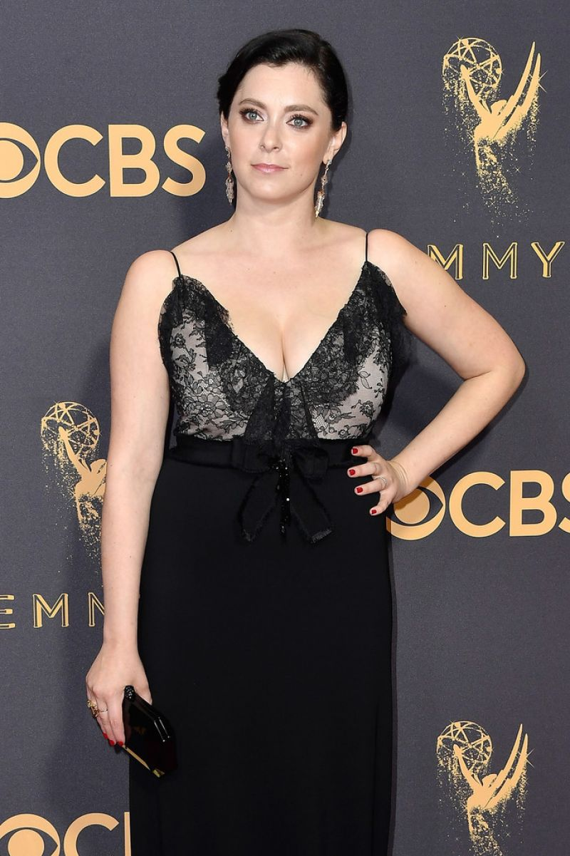 Rachel Bloom – Emmy Awards in Los Angeles 09/17/2017