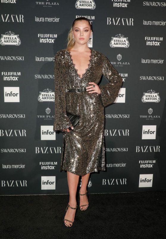 Rachel Hilbert – Harper's Bazaar ICONS Party in New York 09/08/2017