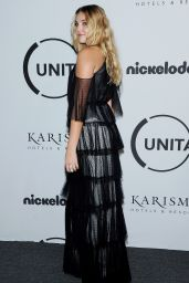 Rachel Hilbert – UNITAS Gala at NYFW in New York 09/12/2017