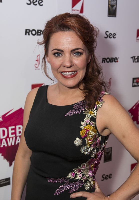 Rachel Tucker – The Stage Debut Awards 2017 in London 09/17/2017